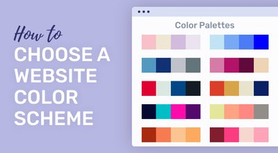 How To Choose The Right Website Color Schemes