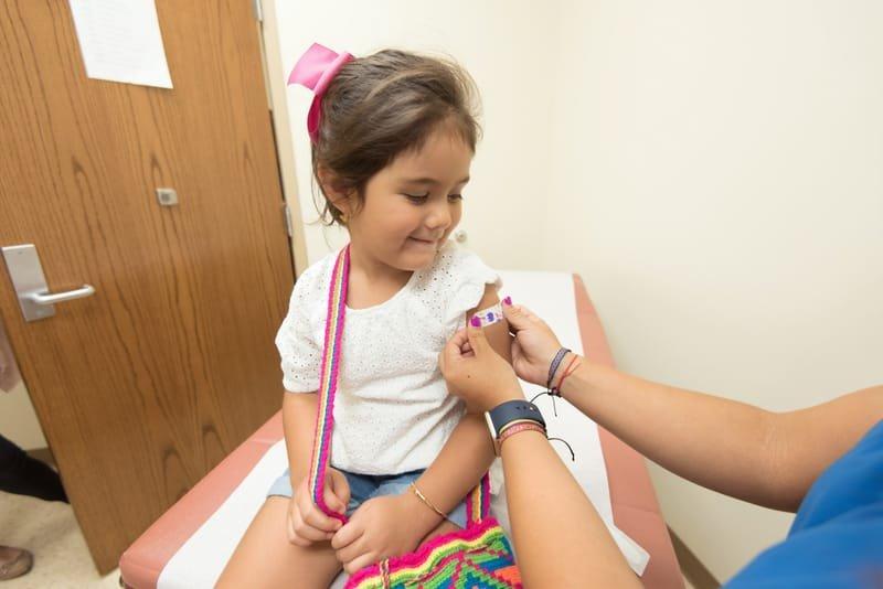 Immunisations