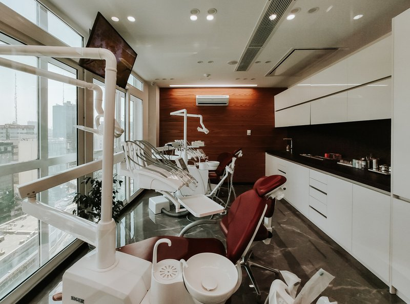 Dental  Surgery Cleaning