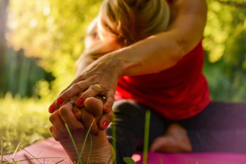Farm Yoga
