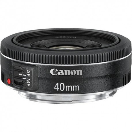 Canon 40 mm f/2.8 STM
