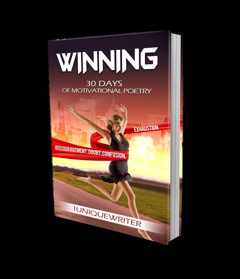 Winning: 30 Days of Motivational Poetry