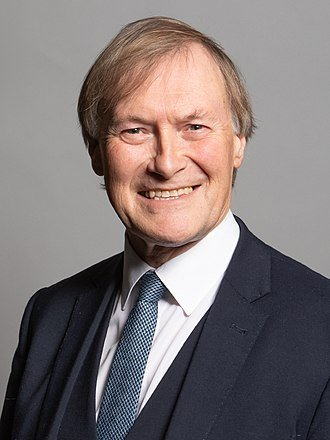 Sir David Ames, Member of Parliament for Southend West