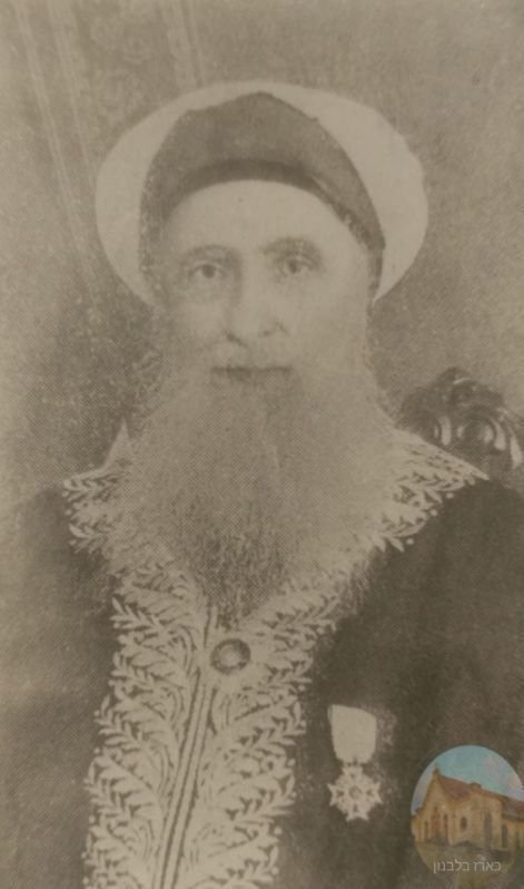 הרב יוסף בן שמואל בן סיניור