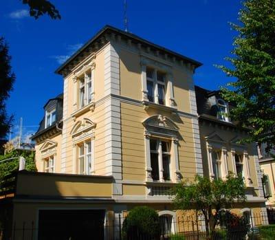 Die Villa Haberstolz