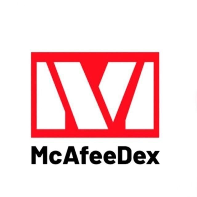 McAfeeDex- owned by John mcafee