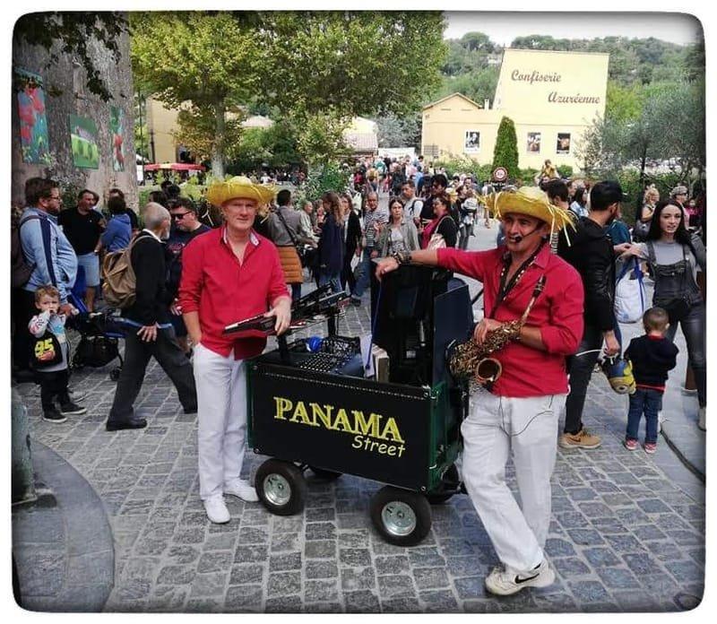 PANAMA STREET, Les spécialistes de la musique de rue