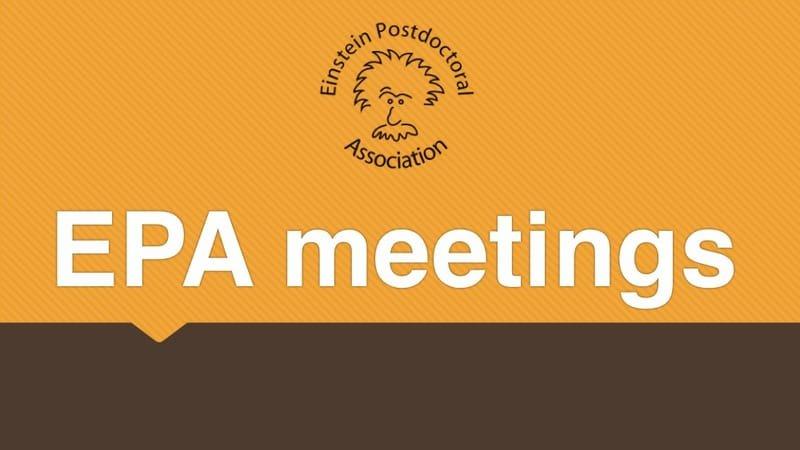 EPA meetings