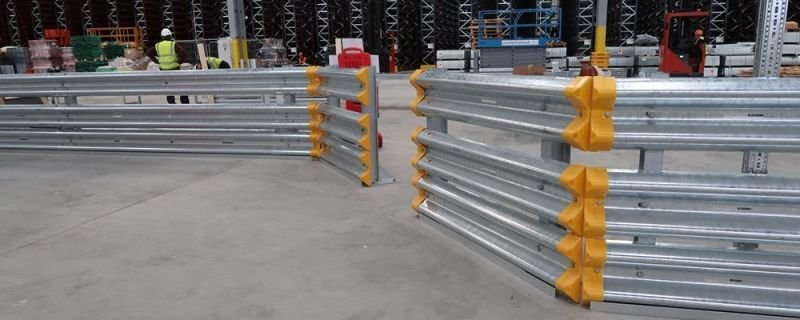SAFETY BARRIER INSTALLATION