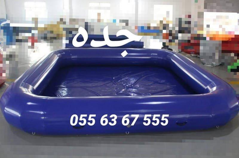 مسبح مقاس 5م*5م (السعر 600 ريال)