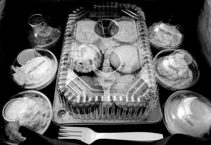 Cake Tasting Boxes
