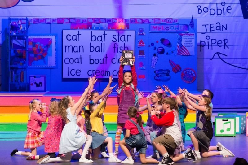 Kids Productions (Ages 5 & Up)