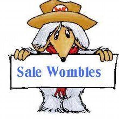Sale Wombles