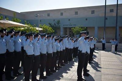"""הכנה למבחני דפ""""ר - משטרת ישראל"""