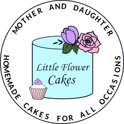 Little Flower Cakes