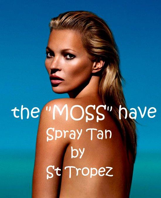 St Tropez Spray Tan Full Body £20