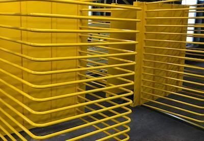 Powder Coating for all industrial metalwork
