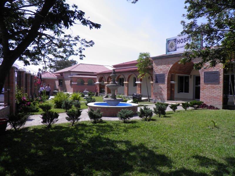 L'Hôpital Saint-Jean-Marie VIANNEY
