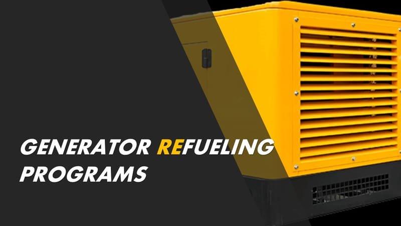 Generator Refueling