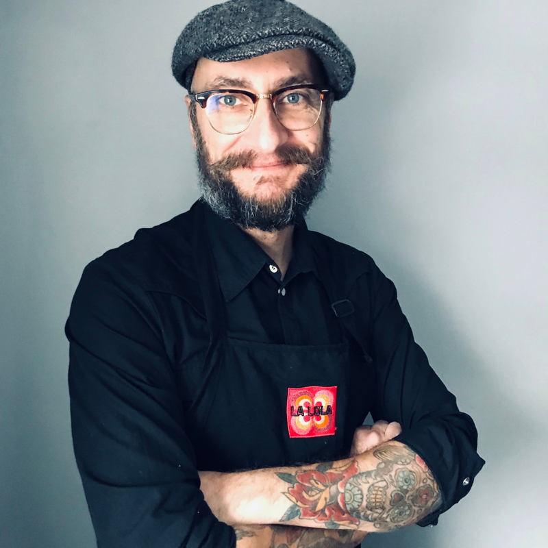 Chef Miguel Angel