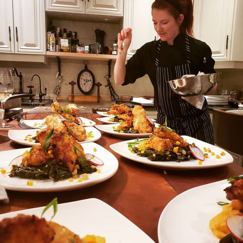 Chef Cassandra Brownrigg