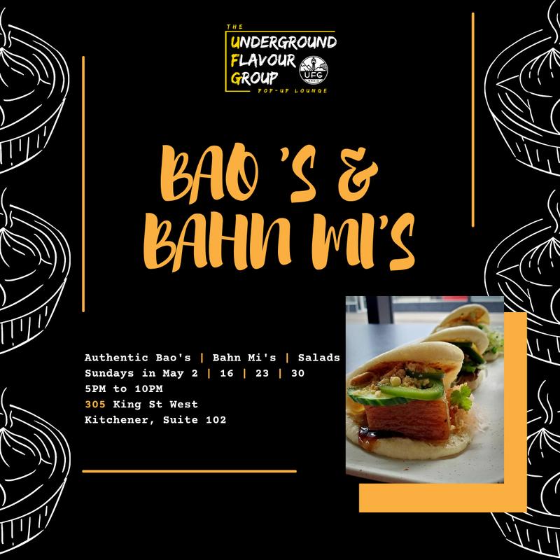Bao's & Bahn Mi's
