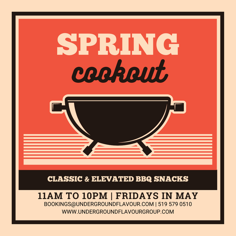 BBQ Cookout Series