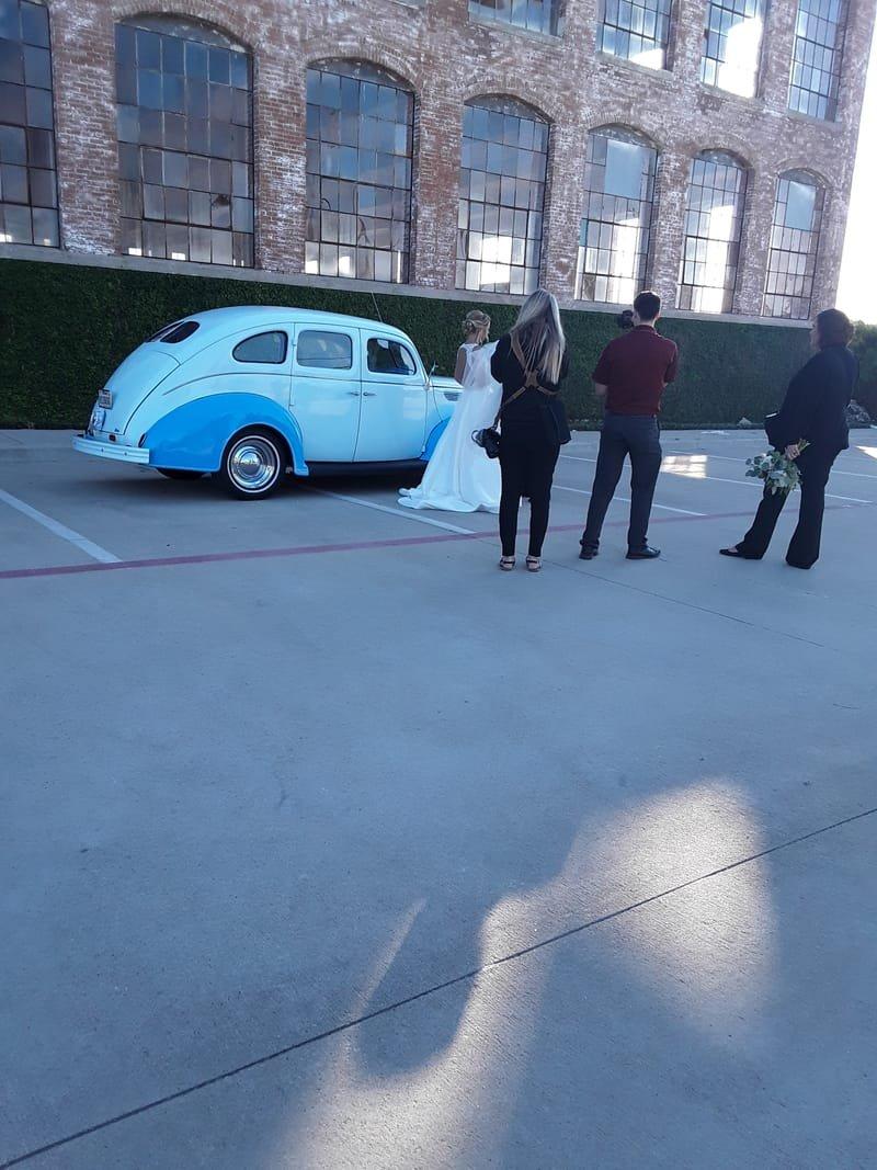 Charles' Vintage Limousine Service