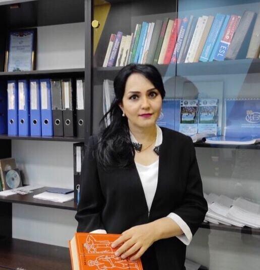 Тураева Динара Тулкуновна