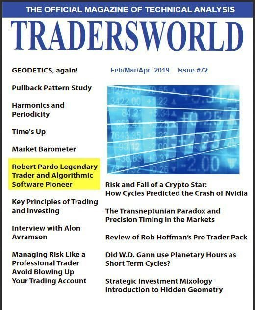 Interview with Larry Jacobs of Traders World
