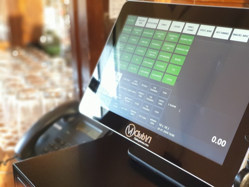 Bar, Restaurant & Retail Electronic Point of Sale