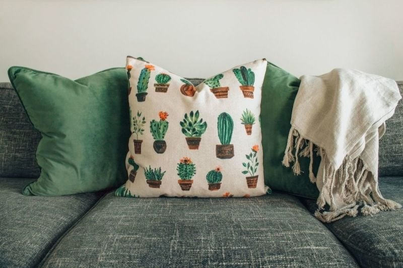 Cushions made on measure