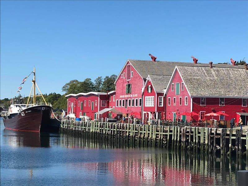 Lunenburg, Nova Scotia - Virtual Photo Tour