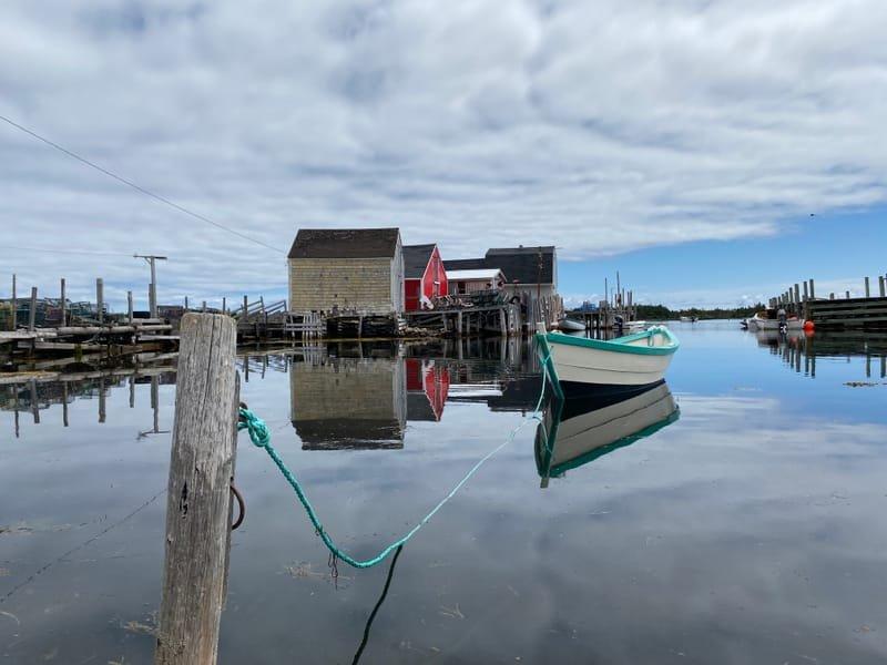 Blue Rocks, Nova Scotia - Virtual Video Tour