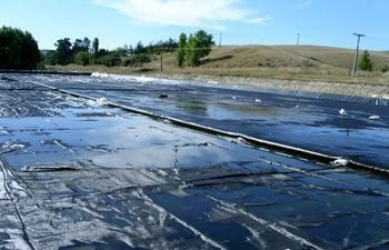 Passive Geotextile Dewatering