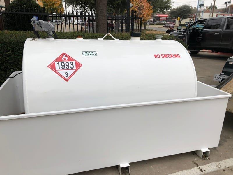 (550 Gal) Fuel Storage Tank