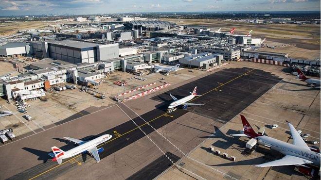 Heathrow Airport (LHR)