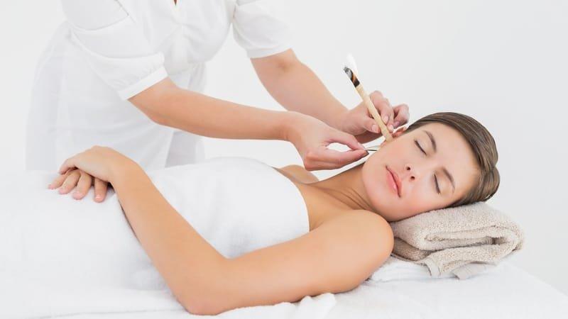 Ear Candle Treatment