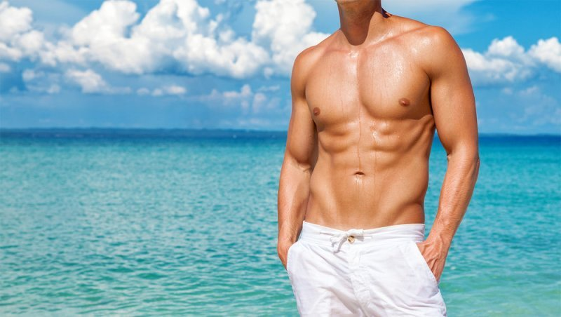 Glowing Waxing Services For Men