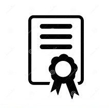 Certificate | مجوز فعالیت