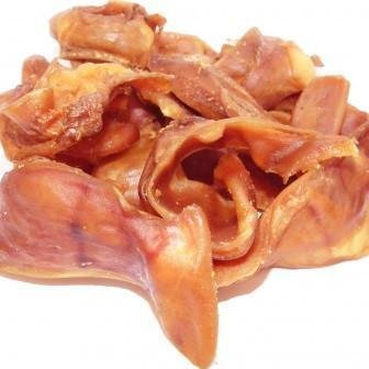 WE HAVE A NEW ITEM:  PIG EARS ARE HERE!