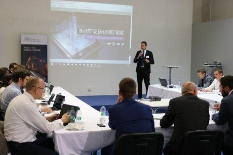 Inovačný workshop pre Jaguar Land Rover