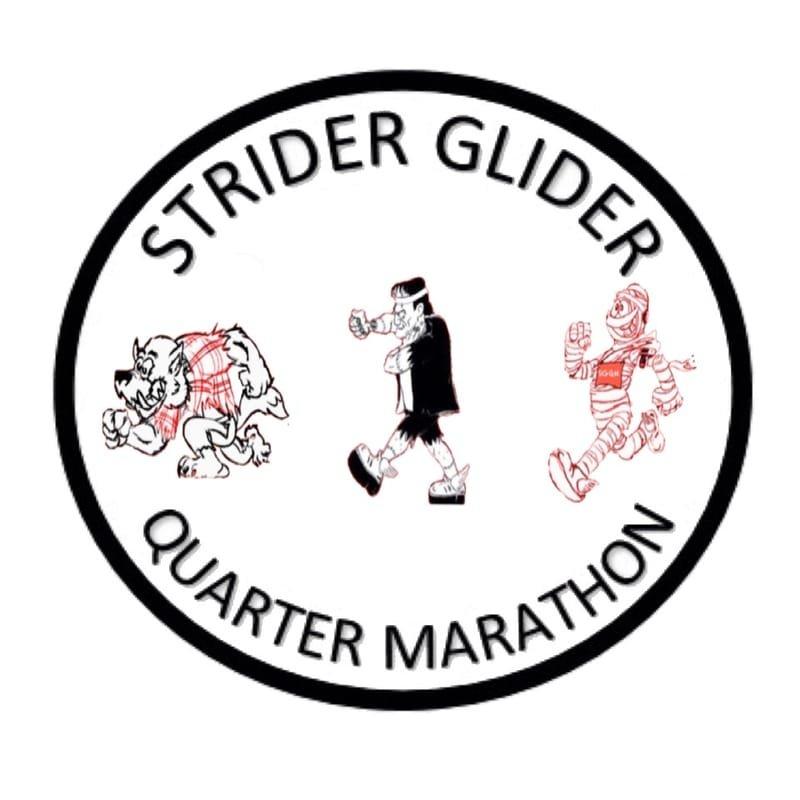 STRIDER GLIDER QUARTER MARATHON - 2021