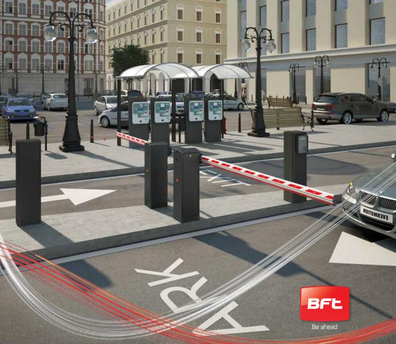 Solution de gestion de parkings