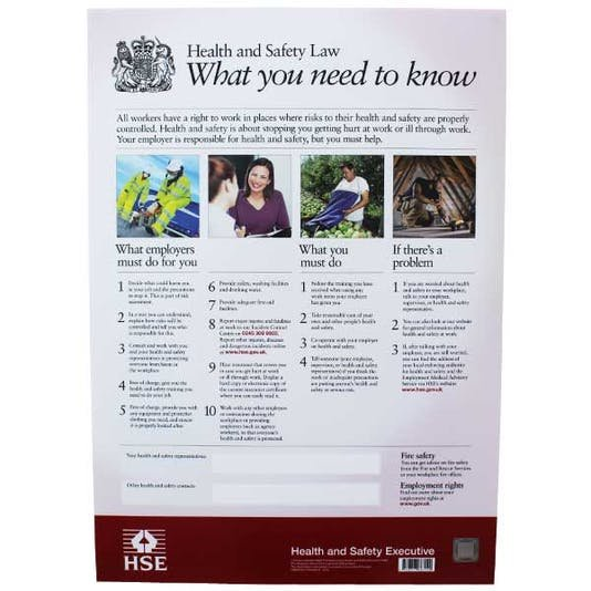Health and Safety at Work Act etc Part 1 Section 7