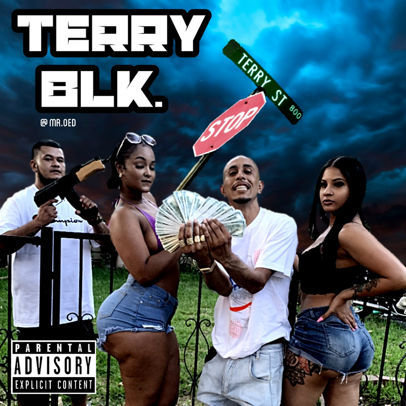 """""""Terry Blk."""" by: Mr.Oed"""