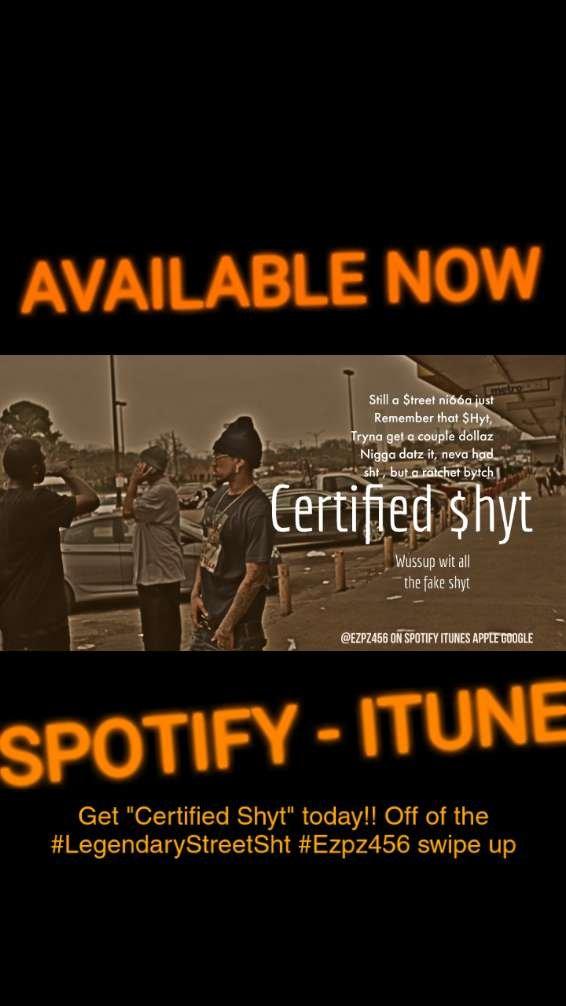 """Certified Shyt"""