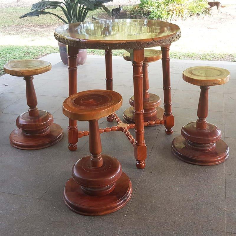 African Mahogany Furniture