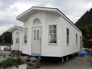 内装なしトレーラーハウス(日本製)10m×3.5m