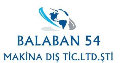 BALABAN54 MAKINA DIS TICARET LTD STI